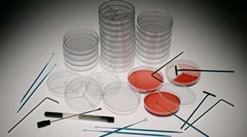 Бактериология - материалы и оборудование